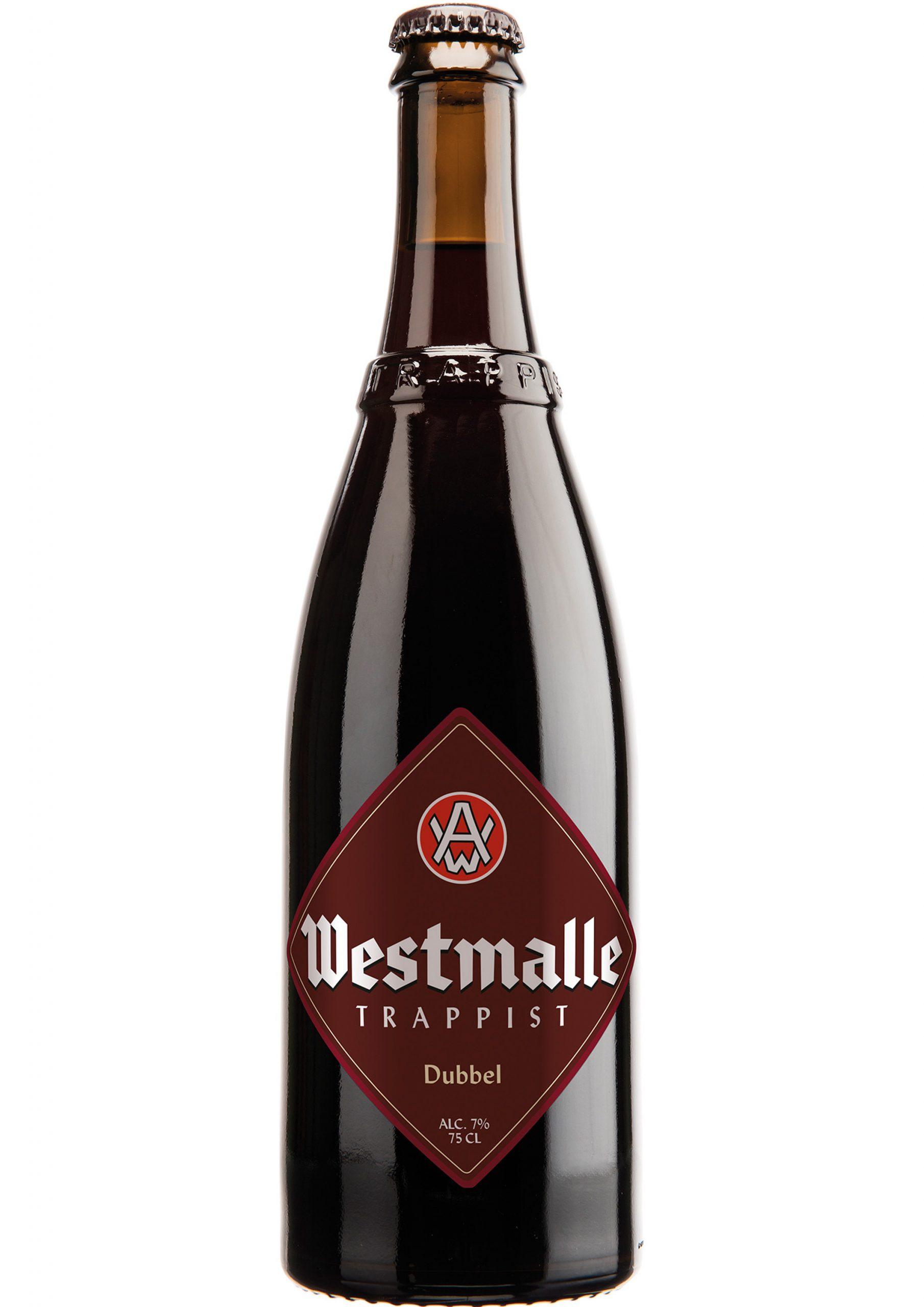 Westmalle-Dubbel-75-cl-Bierflasche